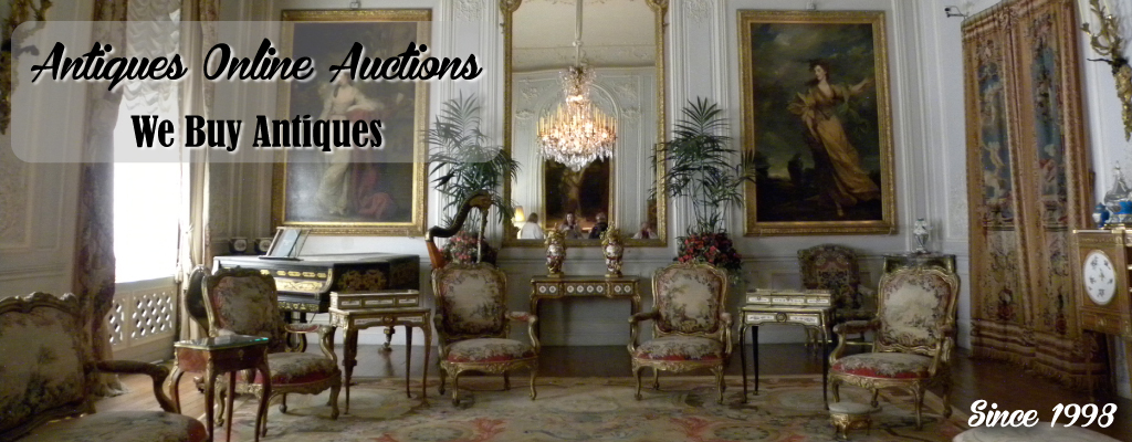 We Buy Antiques, Paintings, Sculptures, Jewelry, Furniture, Silver,  Porcelain, European and Latin American art, 18th Century, 19th Century, Mid  Century, ... - Antiques Online Auctions - We Buy Antiques - Same Day Service